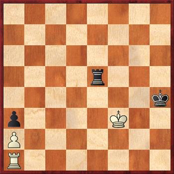 problème d'échecs (Elie Perdrisot)