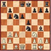 problème d'échecs (Hugo Toury)