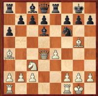 problème d'échecs (Renée Besson)